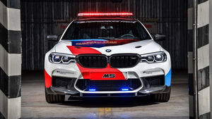 BMW M5 MotoGP Safety-Car 2017