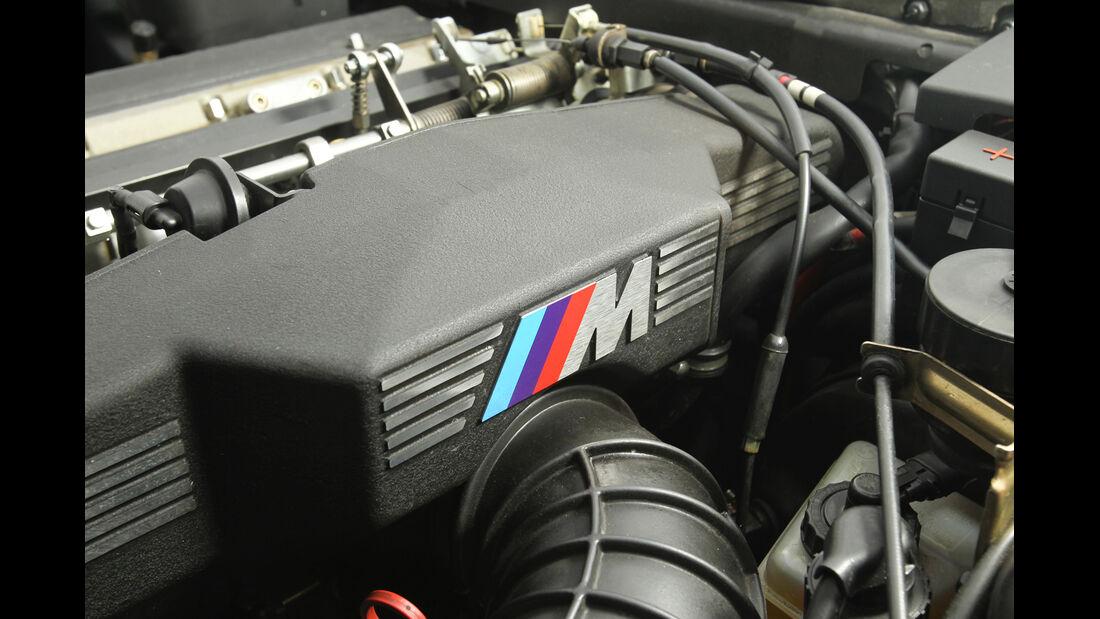 BMW M5, Motor, Detail