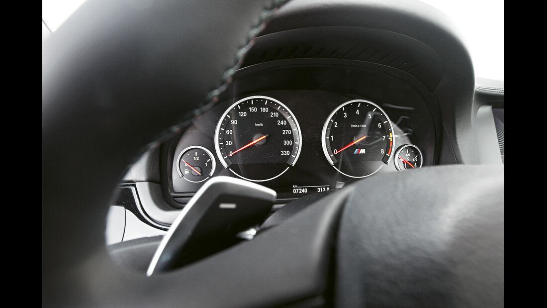BMW M5, Rundelemente