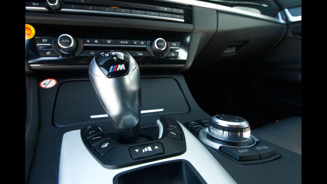 BMW M5, Schaltknauf, Schalthebel