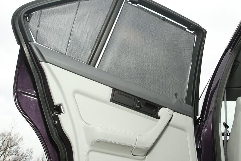 BMW M5, Seitentür