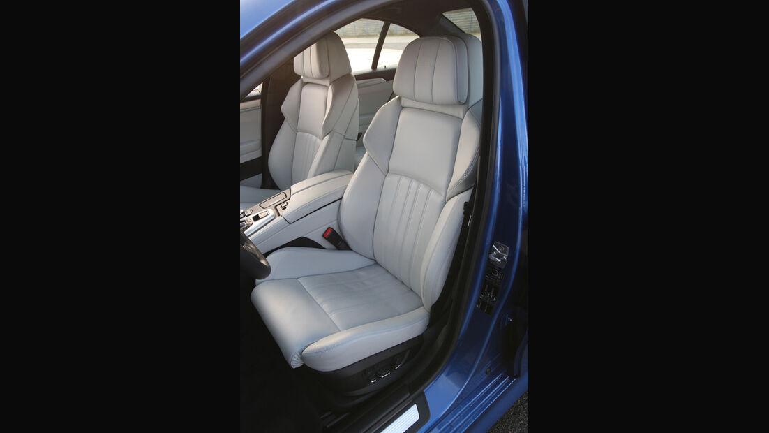 BMW M5, Sitze