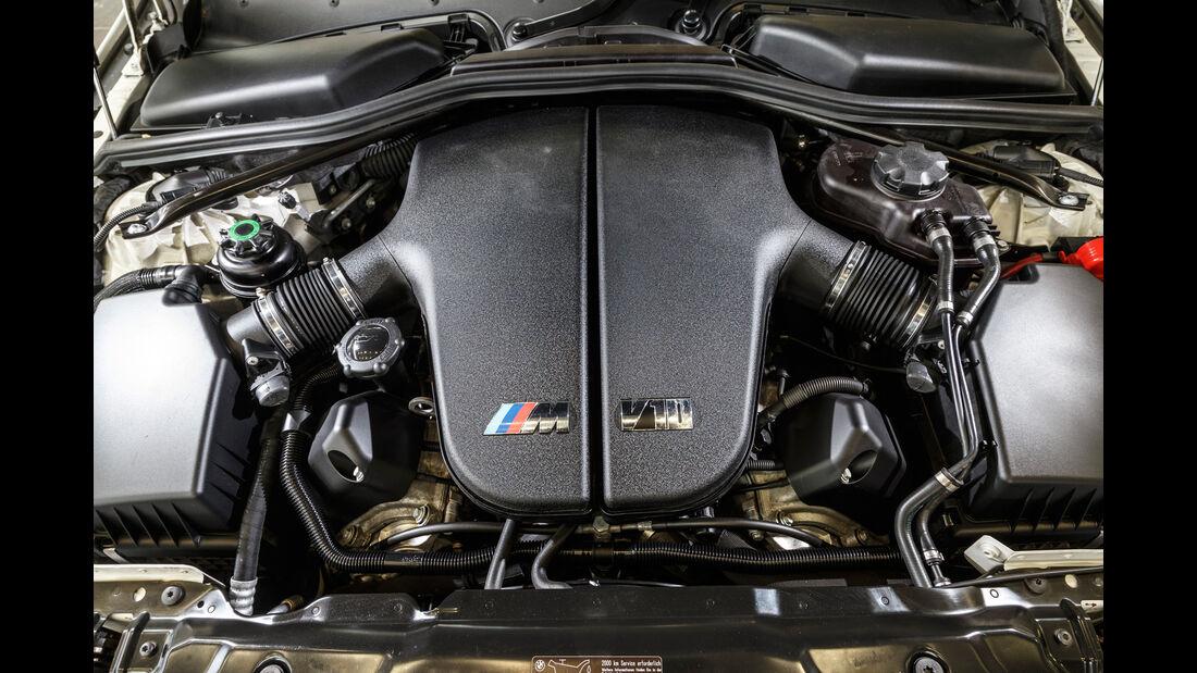 BMW M5 Touring, Motor