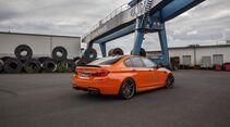 BMW M5 von Carbonfiber Dynamics