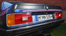 BMW M535i, Exterieur