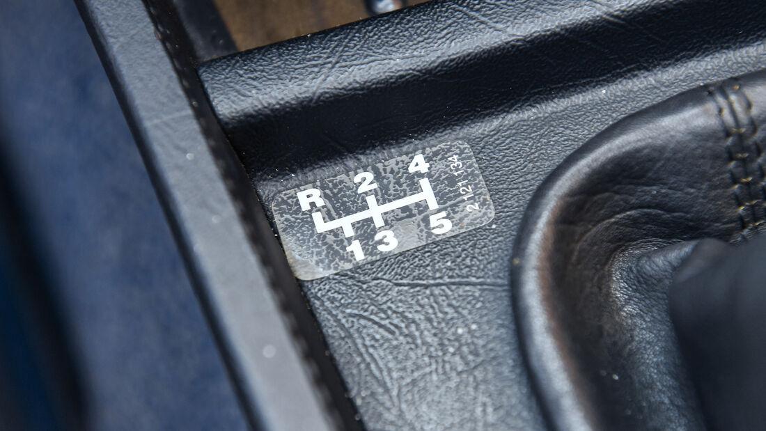 BMW M535i, Interieur