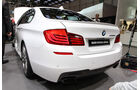 BMW M550d Auto-Salon Genf 2012