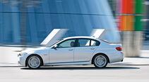 BMW M550d x-Drive, Seitenansicht