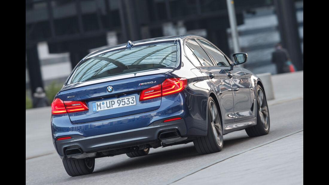BMW M550d xDrive - Limousine - Diesel