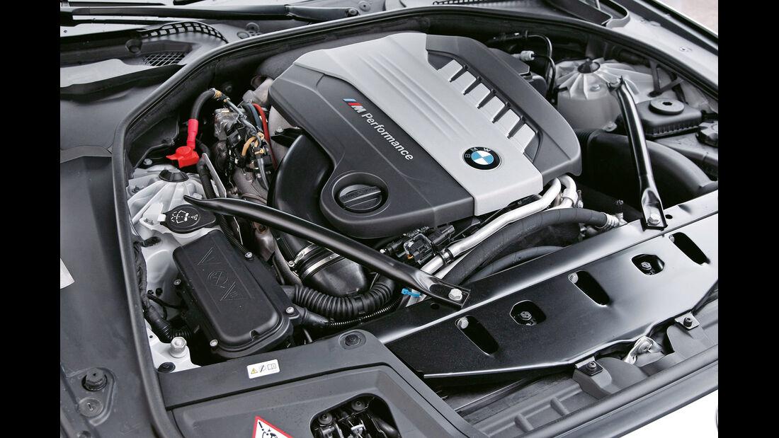 BMW M550d xDrive, Motor