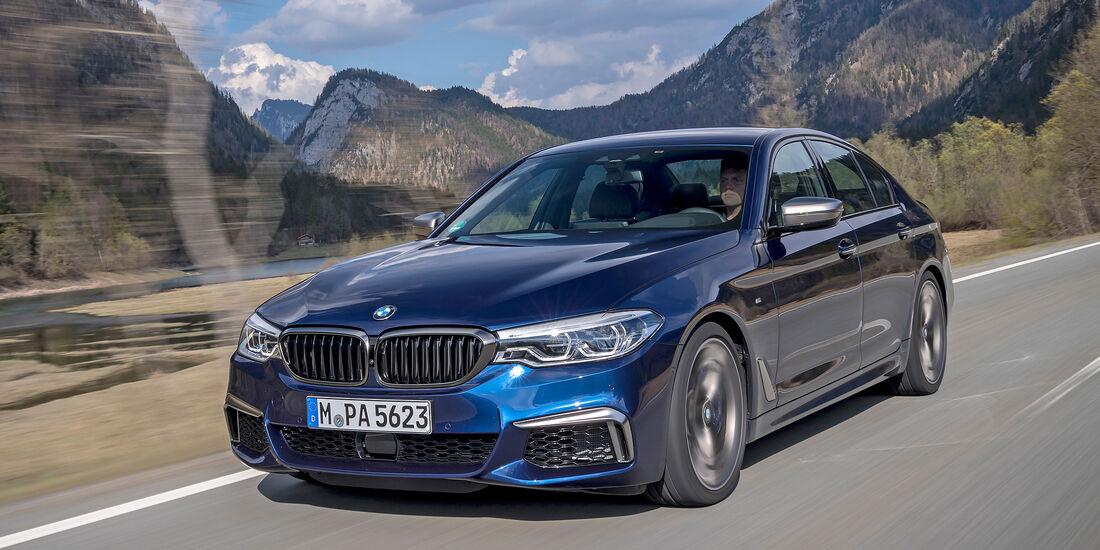 BMW M550d xDrive - Serie - Diesel - sport auto Award 2019