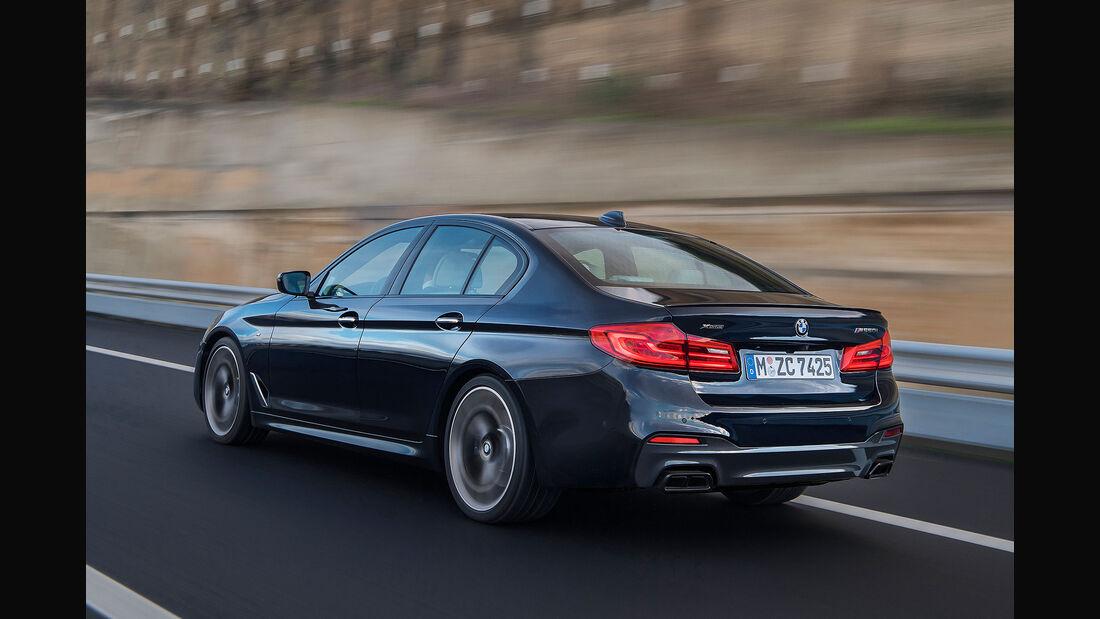 BMW M550i xDrive, 5er, G30, Limousine