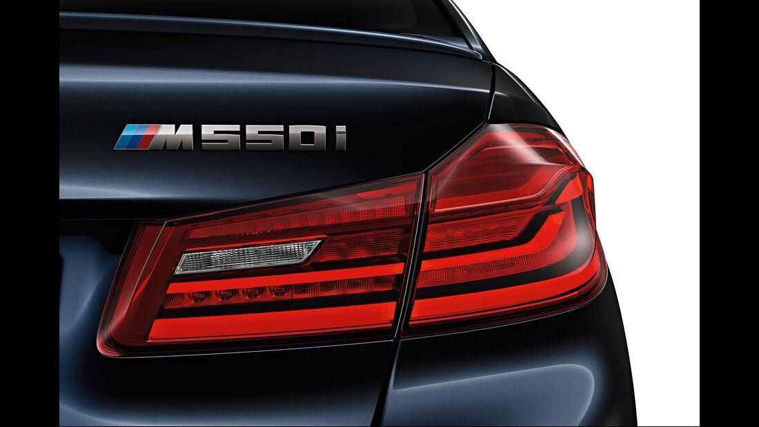 BMW M550i xDrive M Performance (G30) (2017)