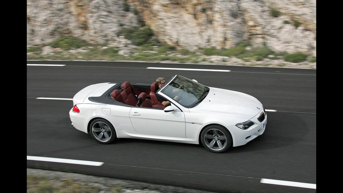 BMW M6 Cabrio, 2008
