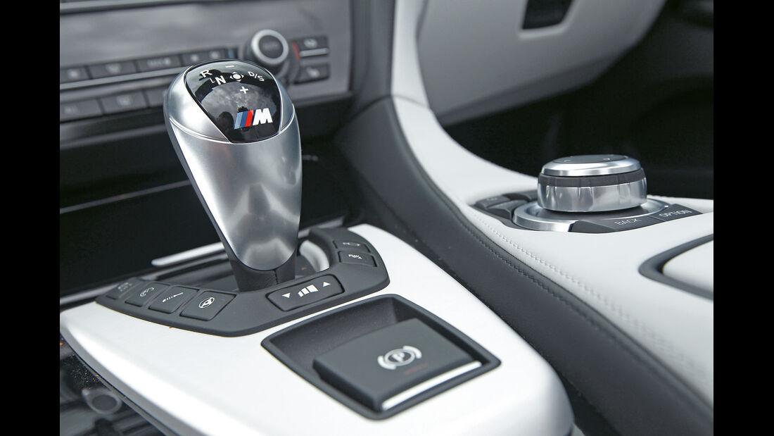 BMW M6 Cabrio, Gangschalter,  Schalthebel