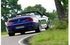 BMW M6 Cabrio, Heckansicht