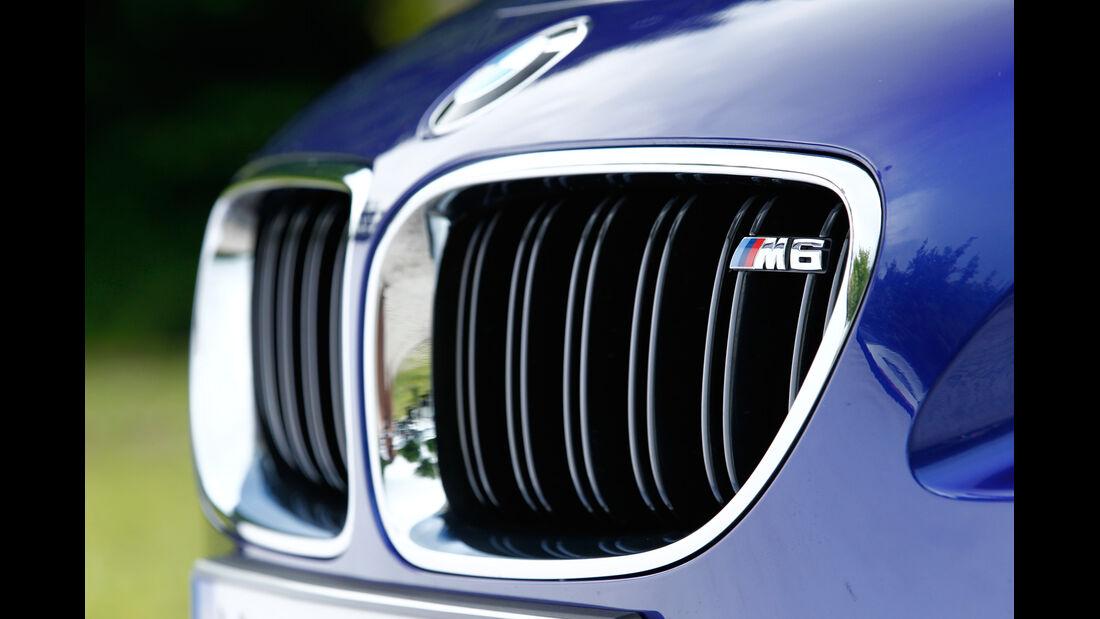 BMW M6 Cabrio, Kühlergrill