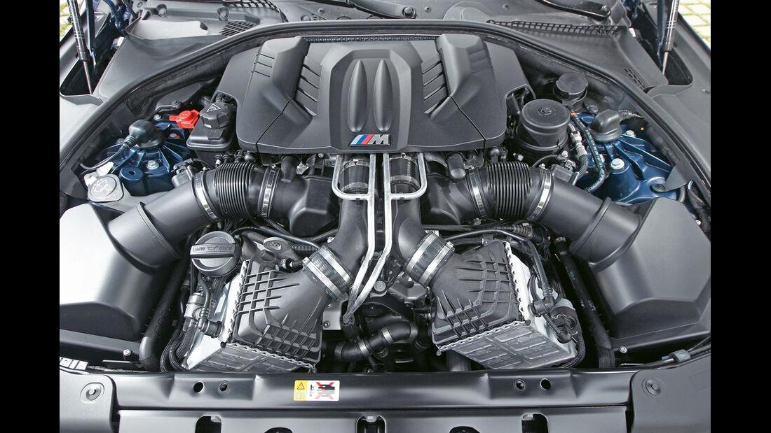 BMW M6 Cabrio, Motor
