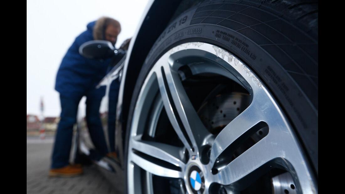 BMW M6 Cabrio, Rad, Felge, Bremse