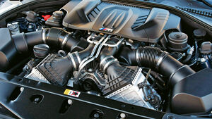 BMW M6 Cabriolet, Motor