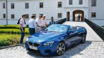 BMW M6 Cabriolet, Seitenansicht