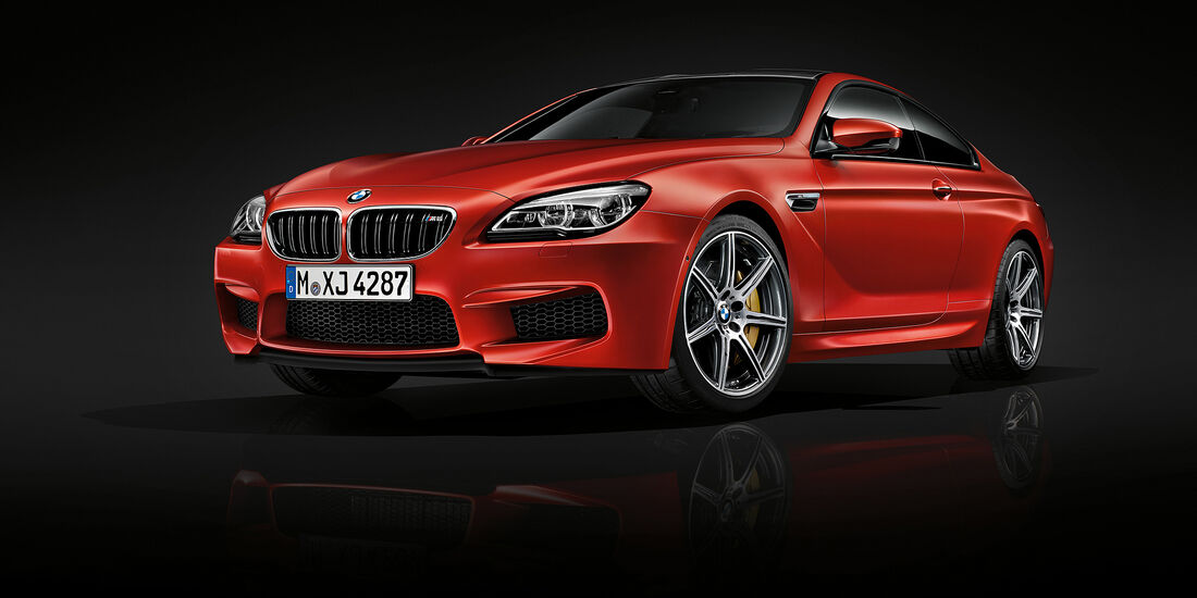 BMW M6 Competition, 2015