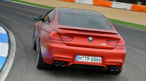 BMW M6 Competition, Heckansicht