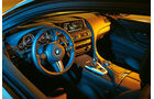 BMW M6 Competition-Paket, Cockpit
