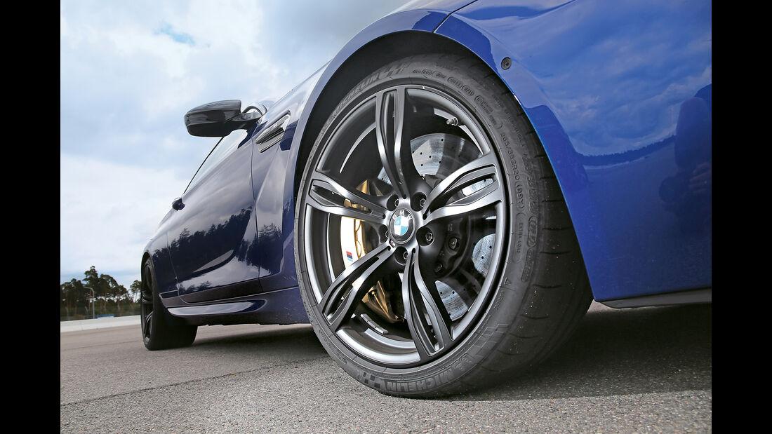 BMW M6 Competition, Rad, Felge