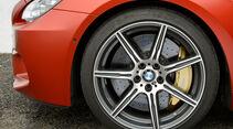 BMW M6 Competition, Rad, Felge, Bremse
