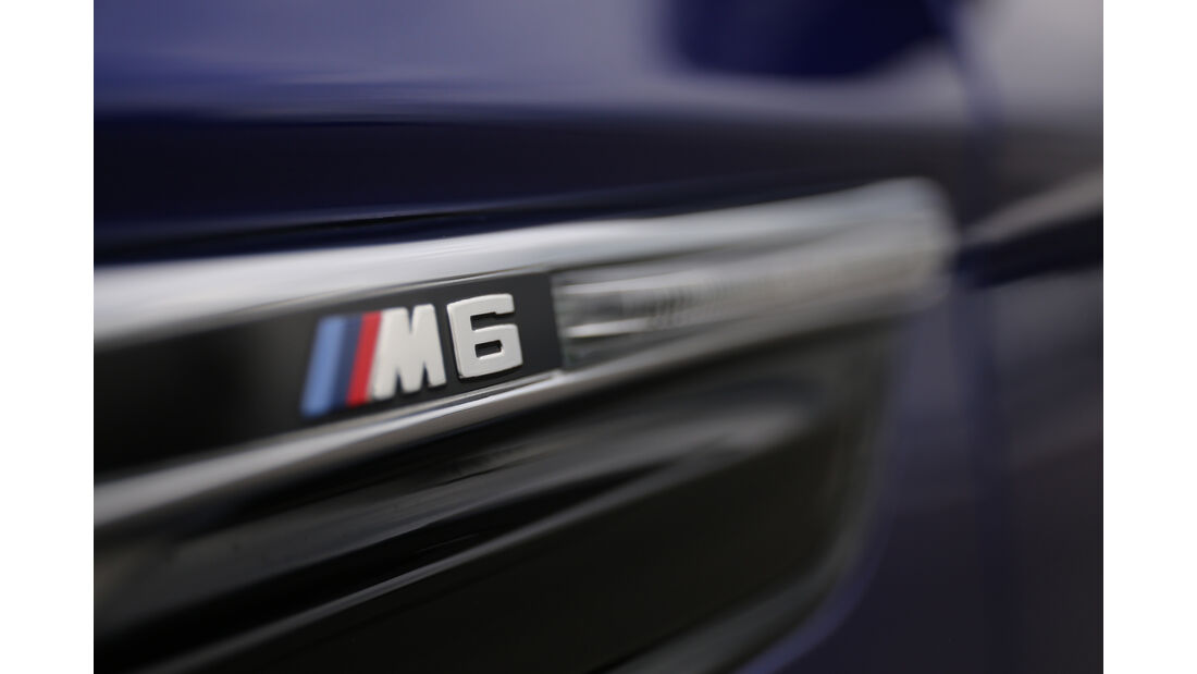 BMW M6 Competition, Typenbezeichnung