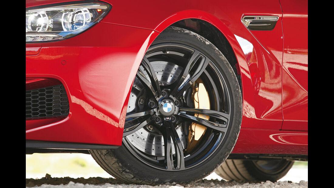 BMW M6 Coupé, Rad, Felge