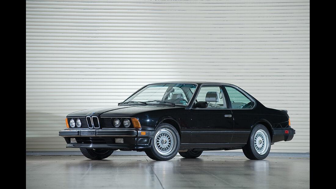 BMW M6 (Frontansicht)
