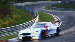 BMW M6 GT3 - #43 - 24h Nürburgring 2017 - 25. Mai 2017