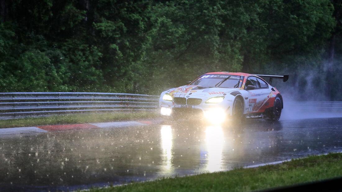 BMW M6 GT3 - BMW Junior Team - Startnummer #77 - 24h-Rennen Nürburgring - Nürburgring-Nordschleife - 4. Juni 2021