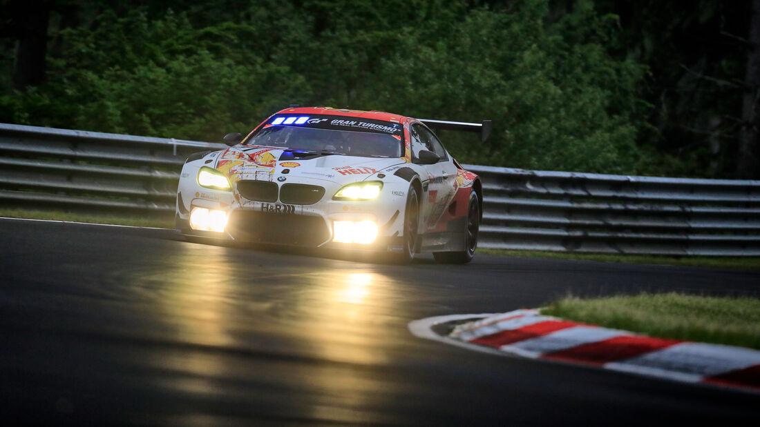 BMW M6 GT3 - BMW Junior Team - Startnummer #77 - 24h-Rennen Nürburgring - Nürburgring-Nordschleife - 5. Juni 2021