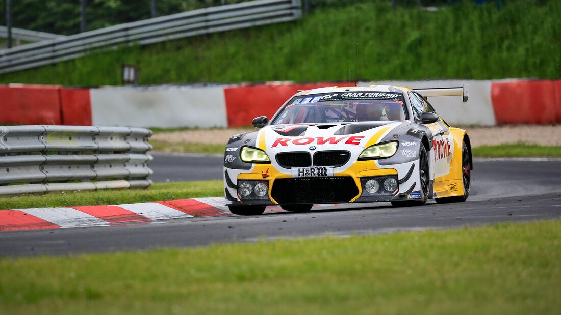 BMW M6 GT3 - ROWE Racing - Startnummer #98 - Klasse: SP 9 (FIA-GT3) - 24h-Rennen - Nürburgring - Nordschleife - 03. - 06. Juni 2021