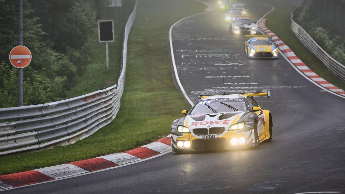 BMW M6 GT3 - Rowe Racing - Startnummer #1 - 24h-Rennen Nürburgring - Nürburgring-Nordschleife - 6. Juni 2021