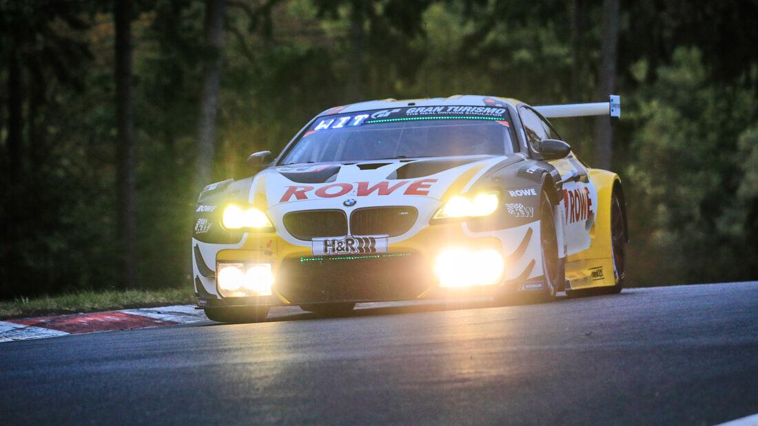 BMW M6 GT3 - Rowe Racing - Startnummer 98 - 24h Rennen Nürburgring - Nürburgring-Nordschleife - 25. September 2020