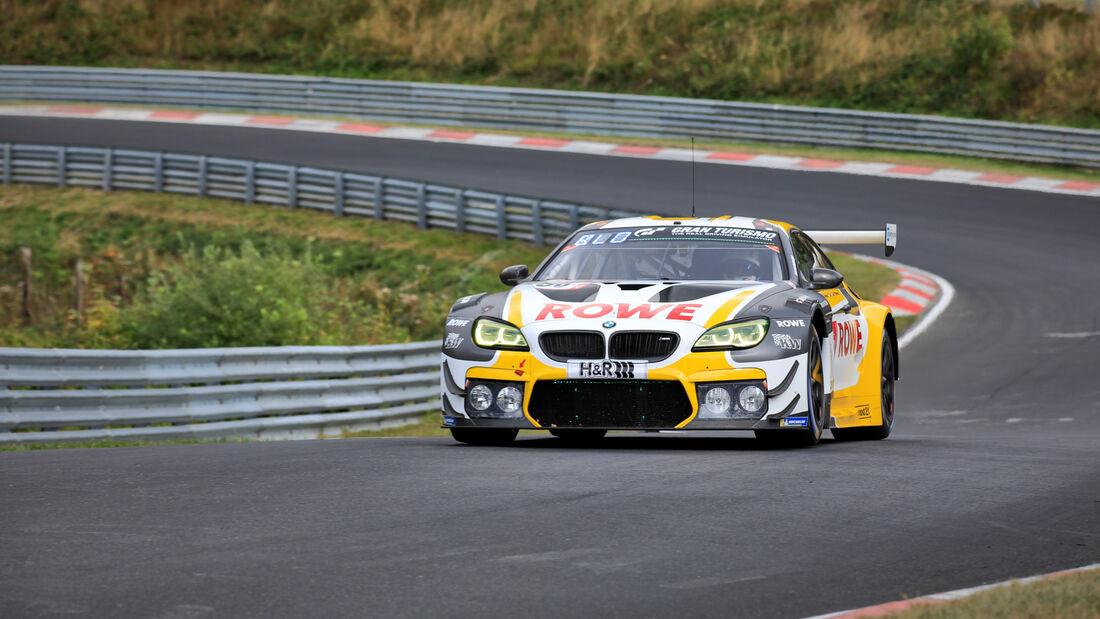 BMW M6 GT3 - Rowe Racing - Startnummer #98 - 24h-Rennen - Nürburgring - Nordschleife - Donnerstag - 24. September 2020