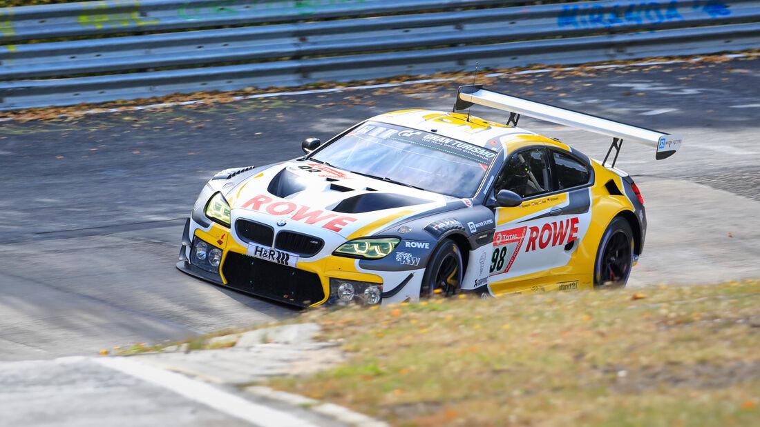 BMW M6 GT3 - Rowe Racing - Startnummer #98 - Klasse: SP9 - 24h-Rennen - Nürburgring - Nordschleife - 24. bis 27. September 2020