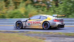 BMW M6 GT3 - Rowe Racing - Startnummer 99 - 24h Rennen Nürburgring - Nürburgring-Nordschleife - 27. September 2020
