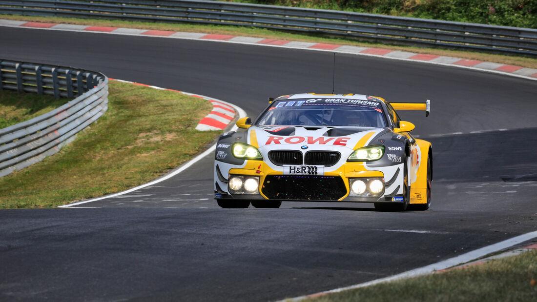 BMW M6 GT3 - Rowe Racing - Startnummer #99 - 24h-Rennen - Nürburgring - Nordschleife - Donnerstag - 24. September 2020