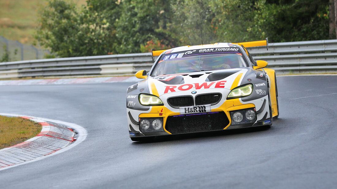 BMW M6 GT3 - Rowe Racing - Startnummer #99 - Klasse: SP9 - 24h-Rennen - Nürburgring - Nordschleife - 24. bis 27. September 2020