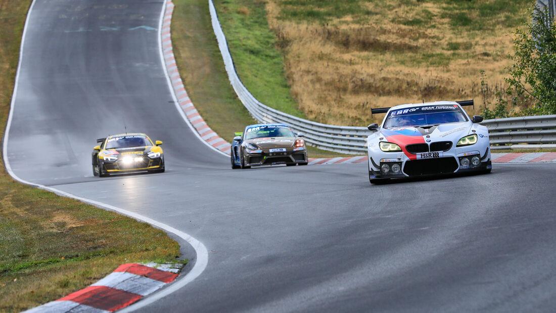 BMW M6 GT3 - Schnitzer Motorsport - Startnummer 42 - 24h Rennen Nürburgring - Nürburgring-Nordschleife - 25. September 2020