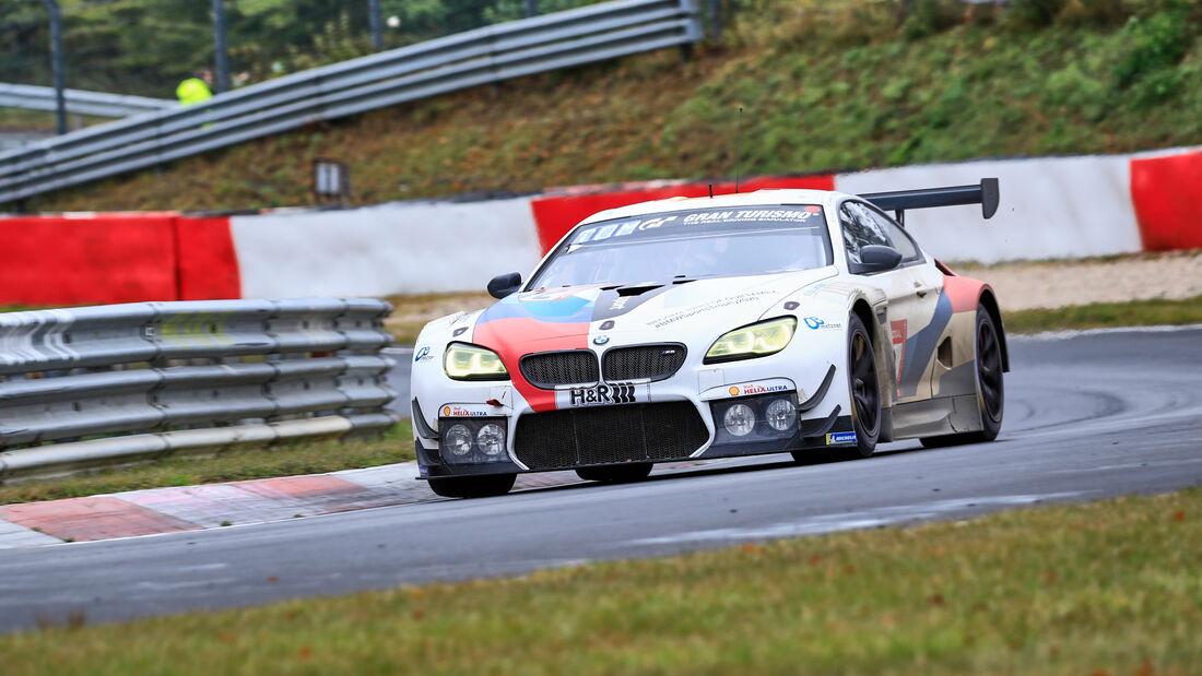 BMW M6 GT3 - Schnitzer Motorsport - Startnummer 42 - 24h Rennen Nürburgring - Nürburgring-Nordschleife - 27. September 2020