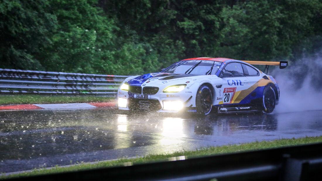 BMW M6 GT3 - Schubert Motorsport - Startnummer #20 - 24h-Rennen Nürburgring - Nürburgring-Nordschleife - 4. Juni 2021