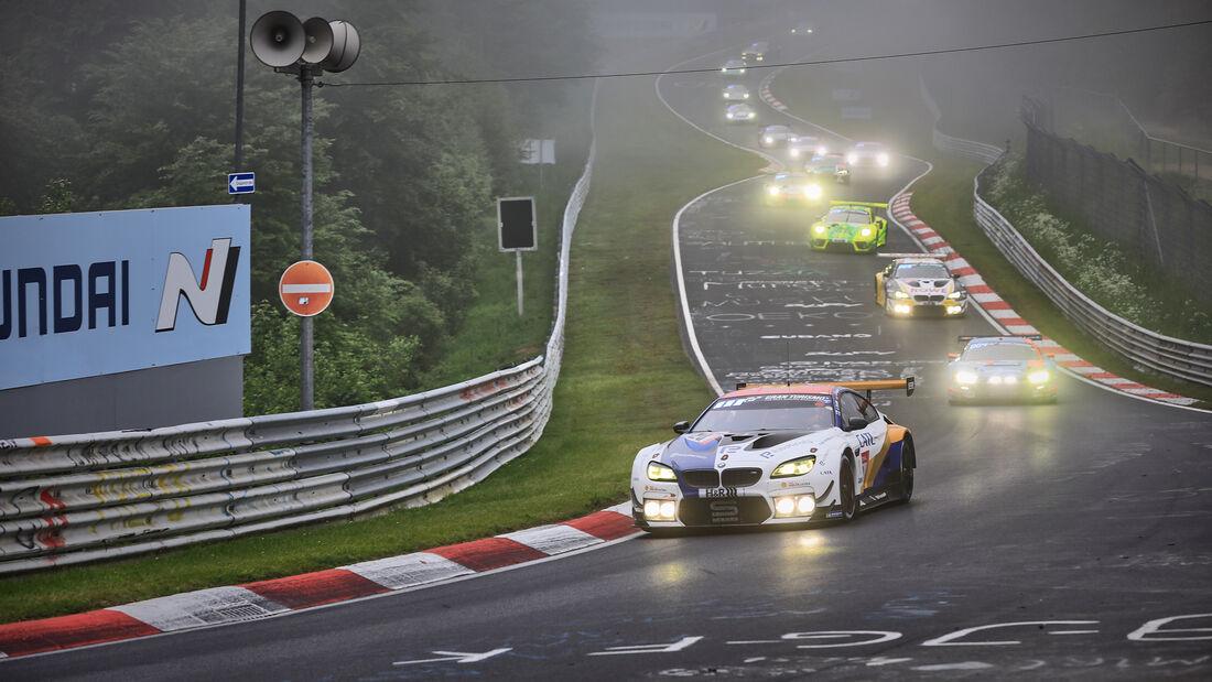 BMW M6 GT3 - Schubert Motorsport - Startnummer #20 - 24h-Rennen Nürburgring - Nürburgring-Nordschleife - 6. Juni 2021