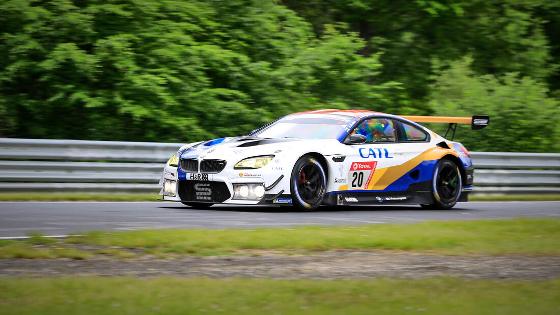 BMW M6 GT3 - Schubert Motorsport - Startnummer #20 - Klasse: SP 9 (FIA-GT3) - 24h-Rennen - Nürburgring - Nordschleife - 03. - 06. Juni 2021