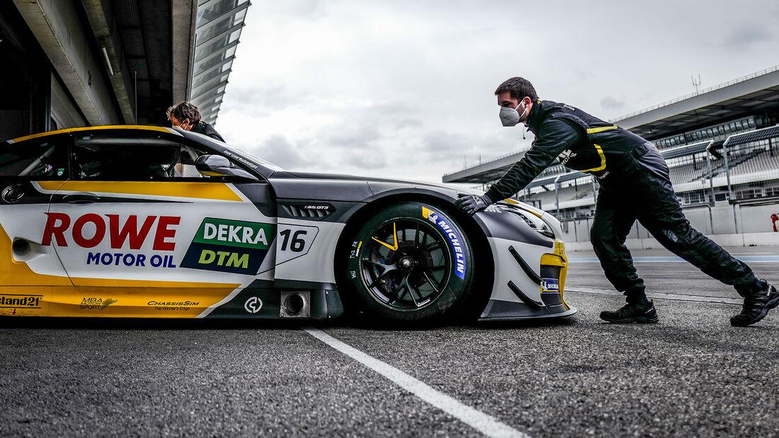 Erster DTM-Test Hockenheim: Bilder der neuen Autos | AUTO ...